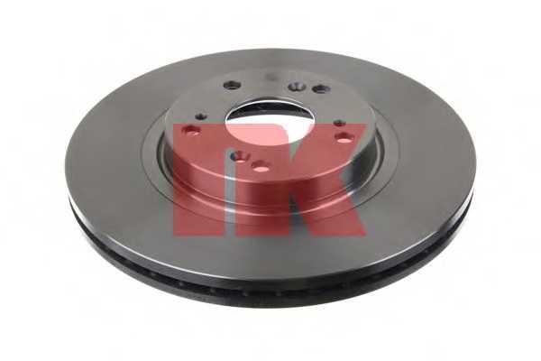 Тормозной диск NK 202649 - изображение 1
