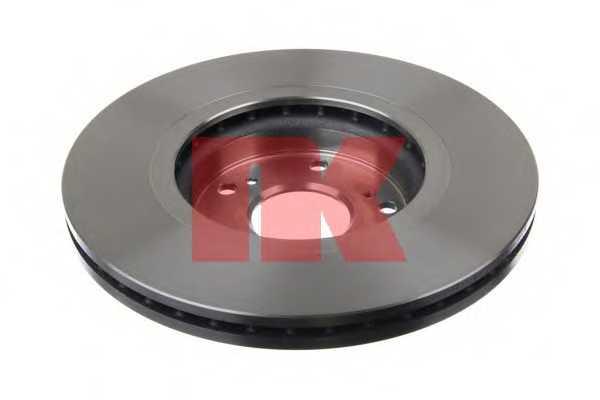 Тормозной диск NK 202649 - изображение