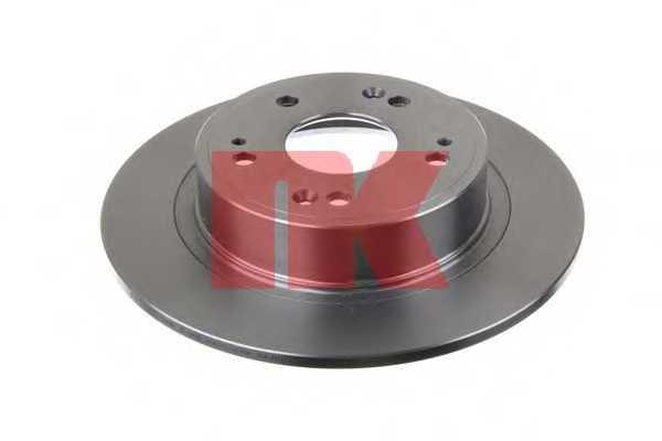 Тормозной диск NK 202650 - изображение 1