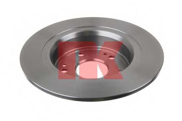 Тормозной диск NK 202650 - изображение
