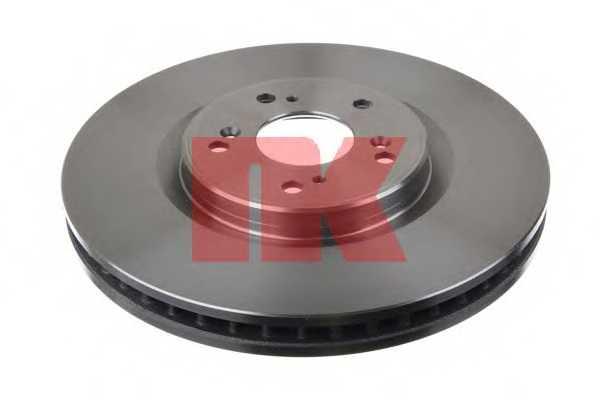 Тормозной диск NK 202651 - изображение 1