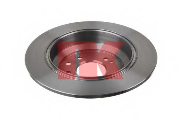 Тормозной диск NK 202652 - изображение 1