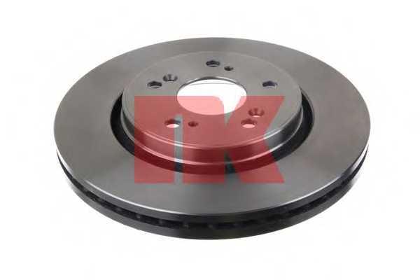 Тормозной диск NK 202653 - изображение 1