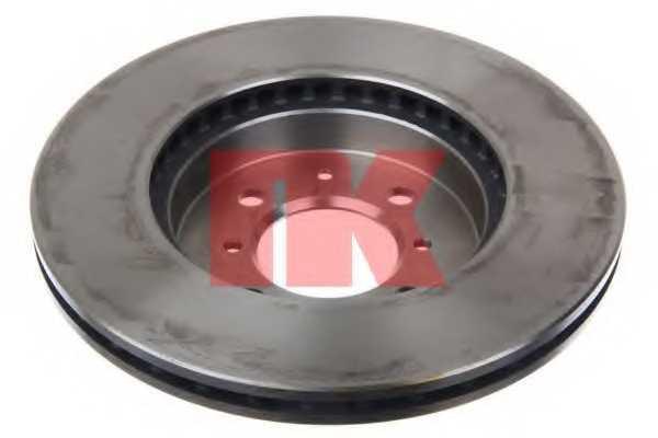 Тормозной диск NK 202656 - изображение 1