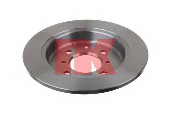 Тормозной диск NK 202657 - изображение