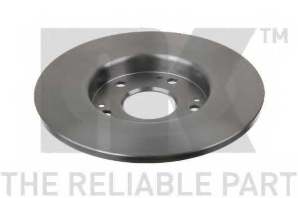 Тормозной диск NK 202663 - изображение