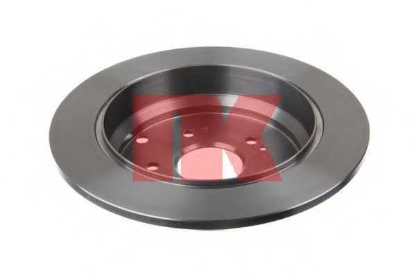 Тормозной диск NK 202664 - изображение 1