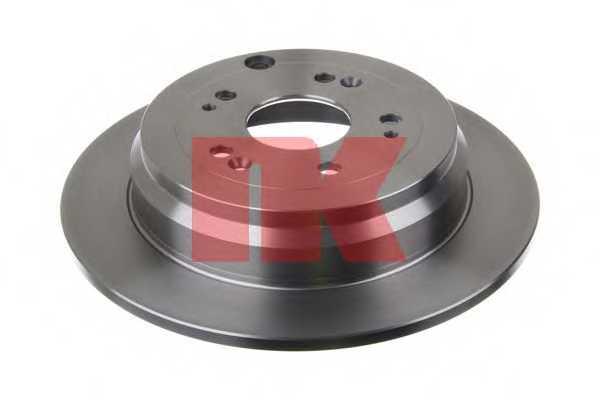 Тормозной диск NK 202664 - изображение