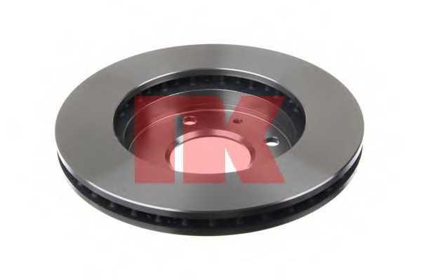 Тормозной диск NK 203010 - изображение 1