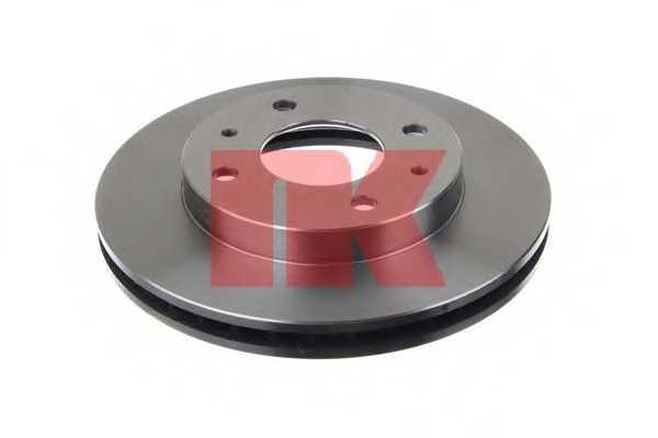 Тормозной диск NK 203010 - изображение