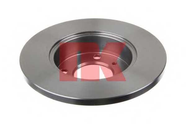 Тормозной диск NK 203018 - изображение 1