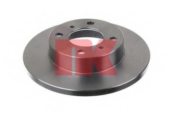 Тормозной диск NK 203018 - изображение