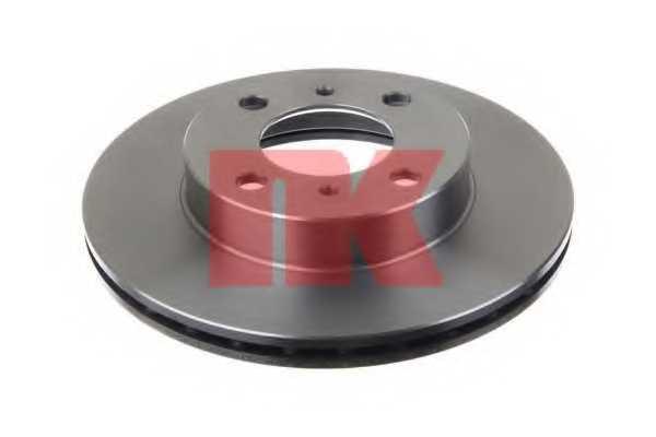 Тормозной диск NK 203021 - изображение 1