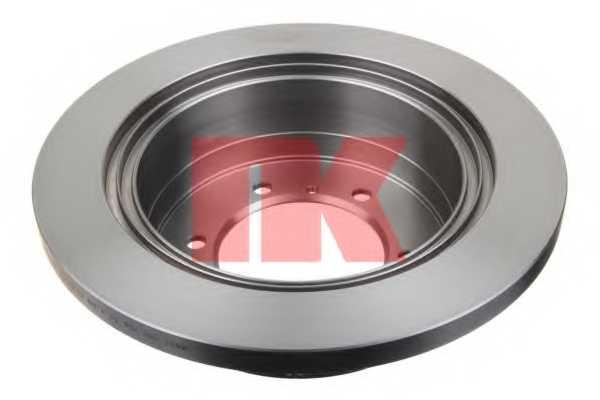 Тормозной диск NK 203022 - изображение 1