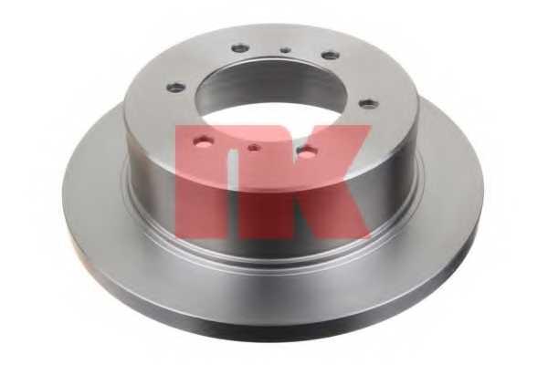 Тормозной диск NK 203022 - изображение