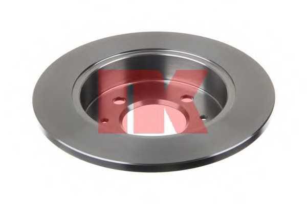 Тормозной диск NK 203031 - изображение 1