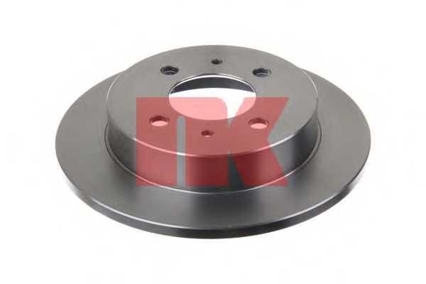 Тормозной диск NK 203031 - изображение