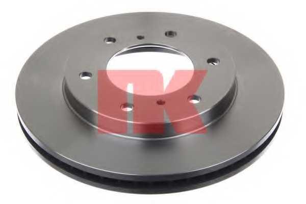 Тормозной диск NK 203033 - изображение
