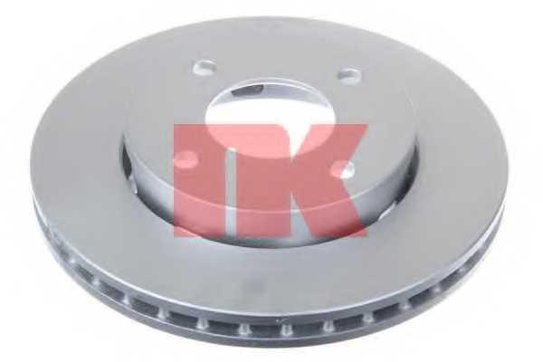 Тормозной диск NK 203035 - изображение