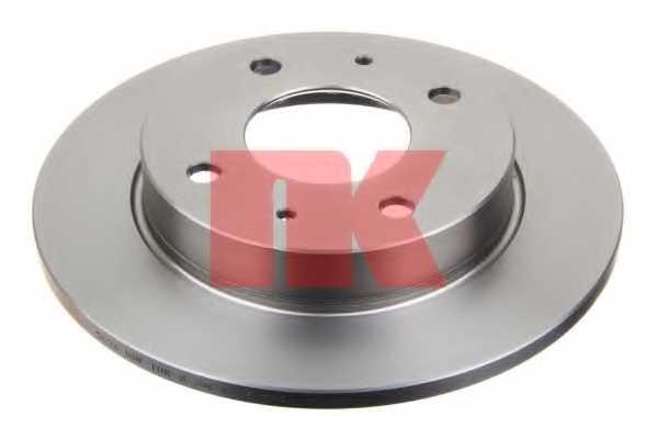 Тормозной диск NK 203036 - изображение 1