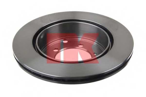 Тормозной диск NK 203040 - изображение 1