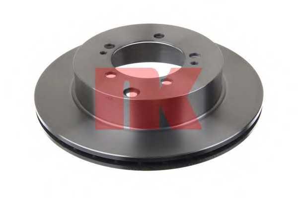 Тормозной диск NK 203040 - изображение