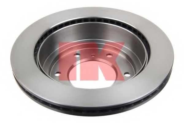 Тормозной диск NK 203041 - изображение