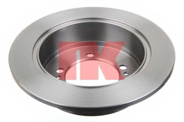 Тормозной диск NK 203042 - изображение 1