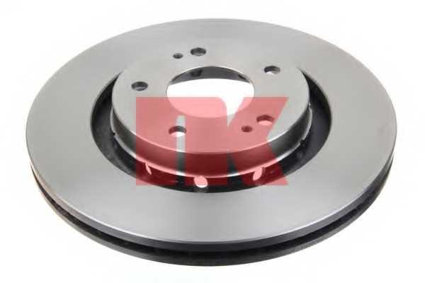 Тормозной диск NK 203043 - изображение 1