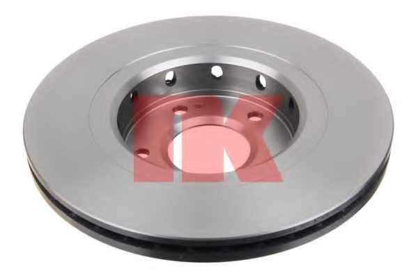 Тормозной диск NK 203043 - изображение