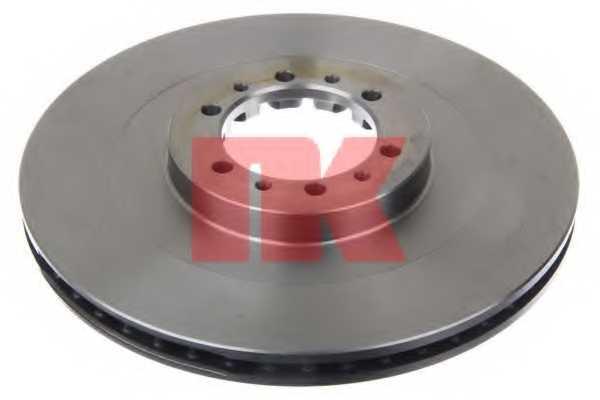 Тормозной диск NK 203044 - изображение