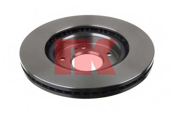 Тормозной диск NK 203046 - изображение 1