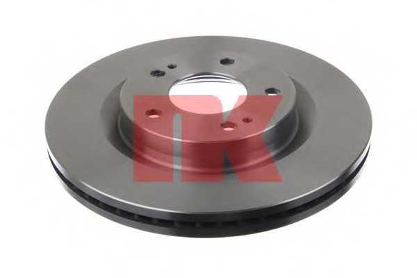 Тормозной диск NK 203046 - изображение