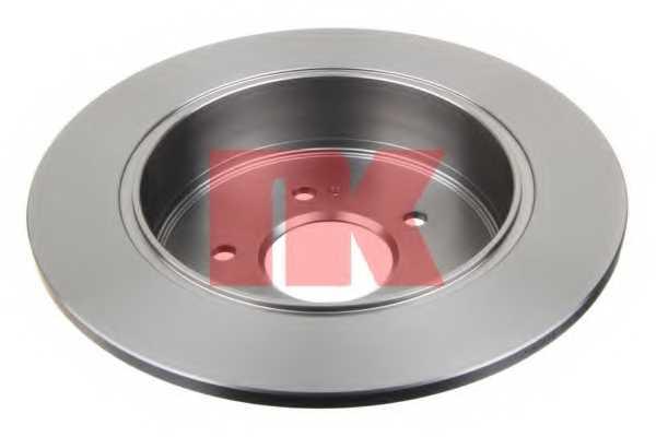 Тормозной диск NK 203047 - изображение