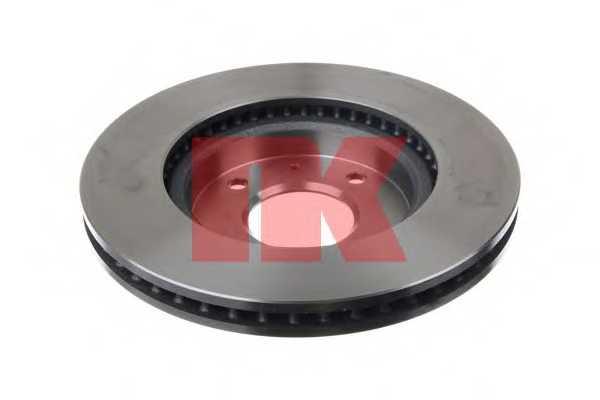 Тормозной диск NK 203052 - изображение 1