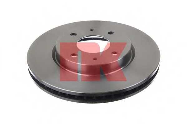 Тормозной диск NK 203052 - изображение