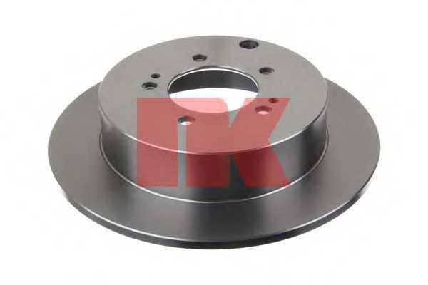 Тормозной диск NK 203053 - изображение 1
