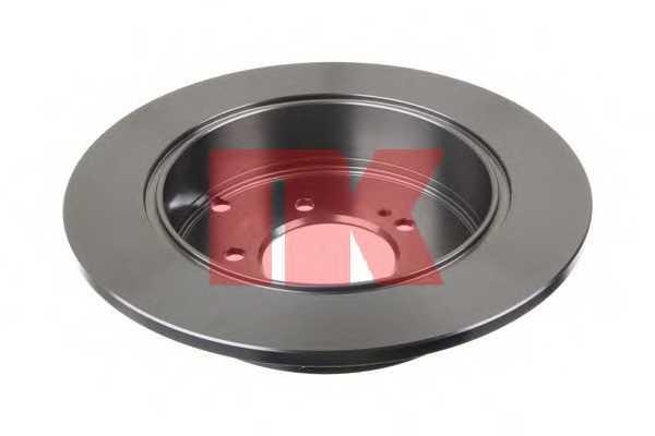 Тормозной диск NK 203053 - изображение