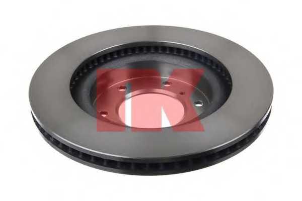 Тормозной диск NK 203055 - изображение 1