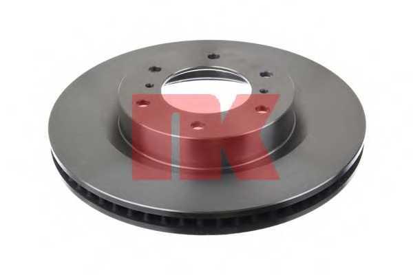 Тормозной диск NK 203055 - изображение