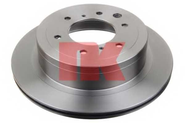 Тормозной диск NK 203056 - изображение 1