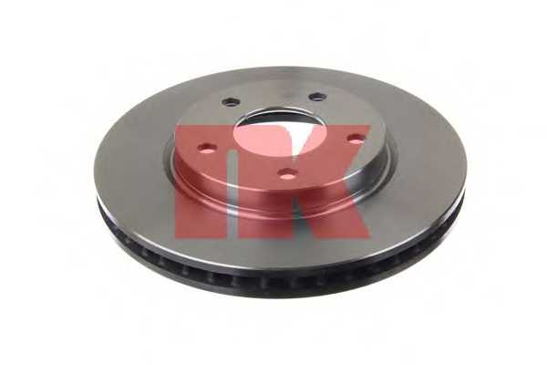 Тормозной диск NK 203057 - изображение 1