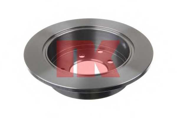 Тормозной диск NK 203058 - изображение 1