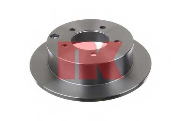 Тормозной диск NK 203058 - изображение
