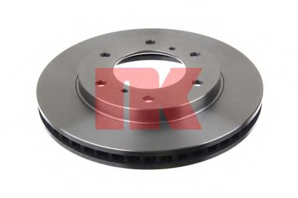 Тормозной диск NK 203059 - изображение 1