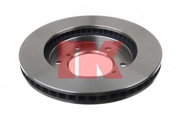 Тормозной диск NK 203059 - изображение