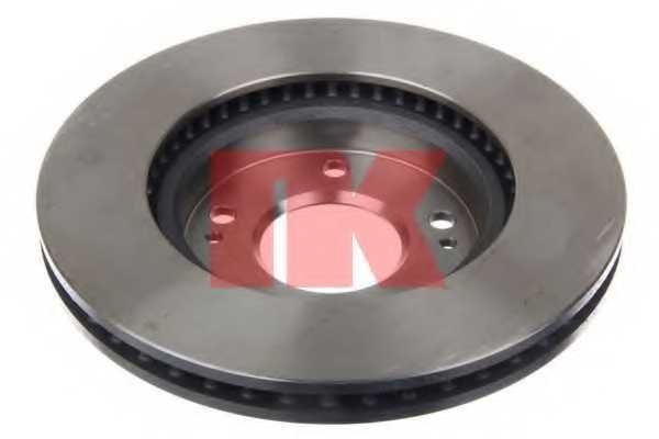 Тормозной диск NK 203060 - изображение 1