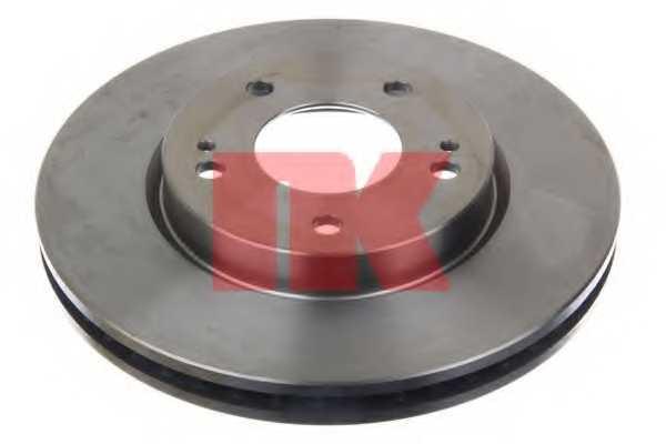 Тормозной диск NK 203060 - изображение