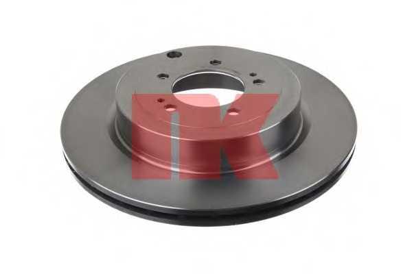 Тормозной диск NK 203081 - изображение 1
