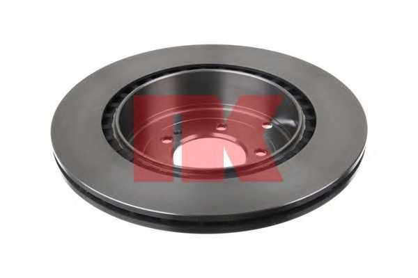 Тормозной диск NK 203081 - изображение